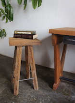 Clunky Stool -Middle-